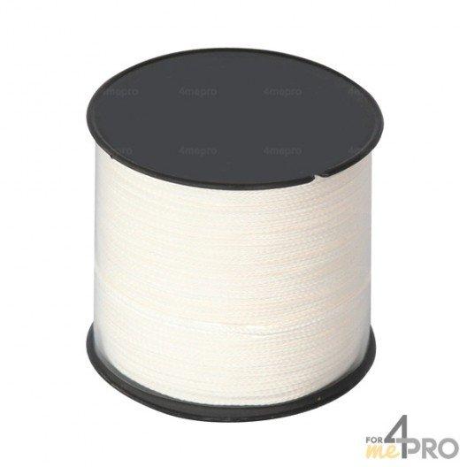 Cordeau nylon blanc Ø3mm