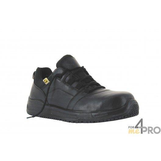 Chaussures de sécurité homme City basses - normes S1P/SRC/ESD