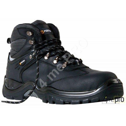 Chaussures de sécurité homme Shark hautes - normes S3/SRC/WRU/HRO
