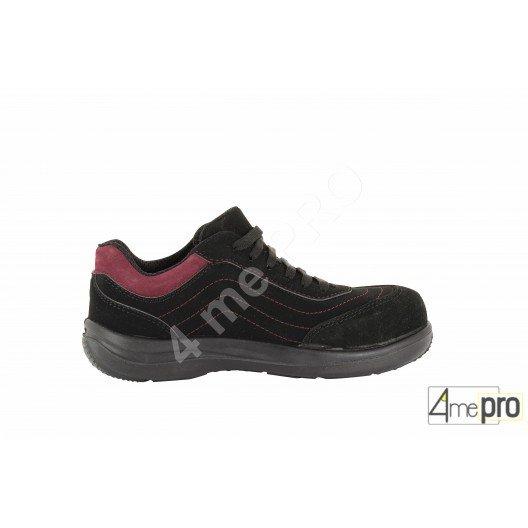Chaussures de sécurité femme Julia basses - normes S1P/SRA