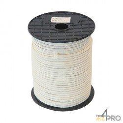 Cordeau coton tressé Ø3mm