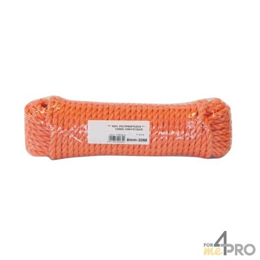 Corde polypropylène 20mm/20m