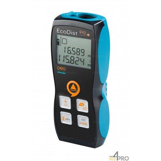 Télémètre laser EcoDistPro