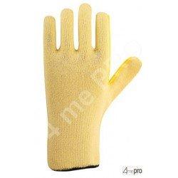 Gants anti-coupure de protection - haute résistance à la chaleur - Niveau 5 - normes EN 388/EN 407