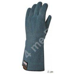 Gants anti-coupure en nitrile imperméable - 33cm - normes EN 388/ EN 407/ EN 374