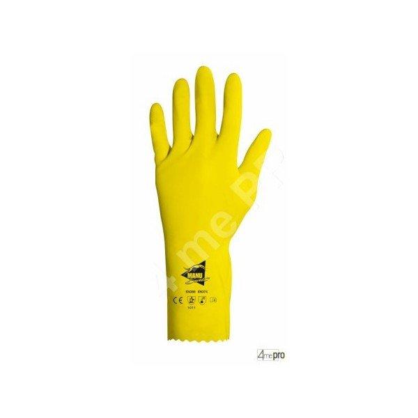 Gants de protection chimique EN 374