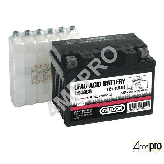 Batterie sèche au plomb YT4L-BS