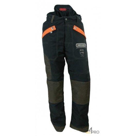 Pantalon de protection pour tronçonneuse Waipoua - Renforts Kevlar - S à XXXL
