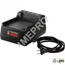 Chargeur C600 pour batterie PowerNow B400E et B600E