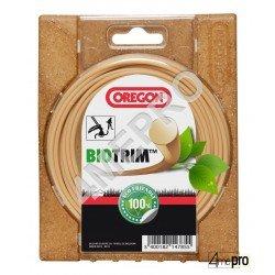 Fil nylon oxo-biodégradable biotrim+ 2 mm