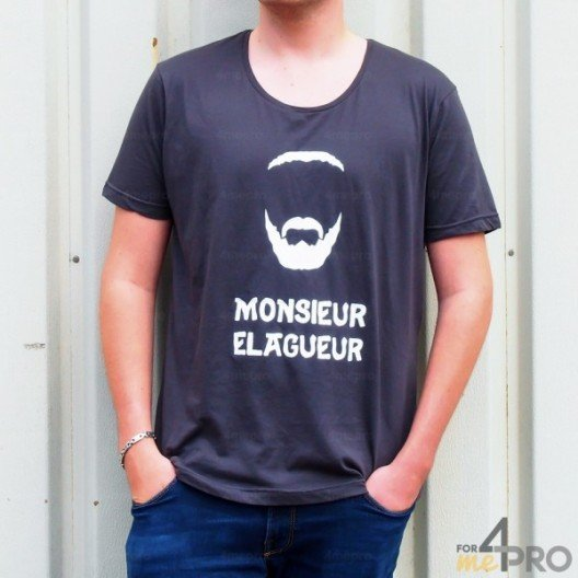 """T-shirt homme """"Monsieur élagueur"""""""