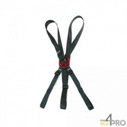 Bretelles pour harnais treemotion