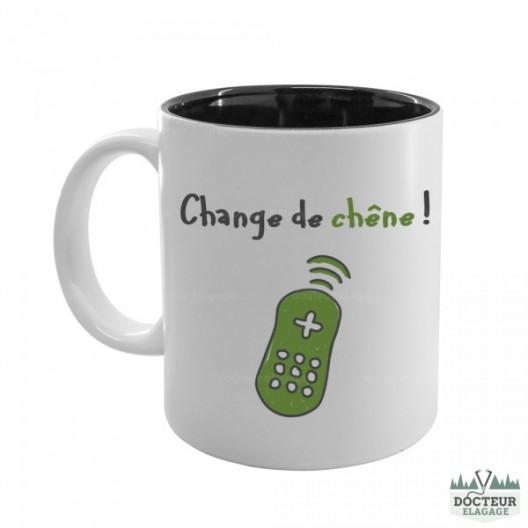 "Mug ""Change de chêne"""