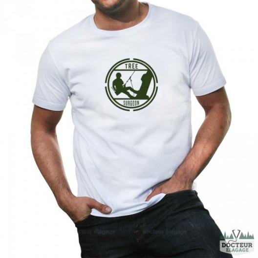 "T-shirt ""Tree surgeon"" 1"