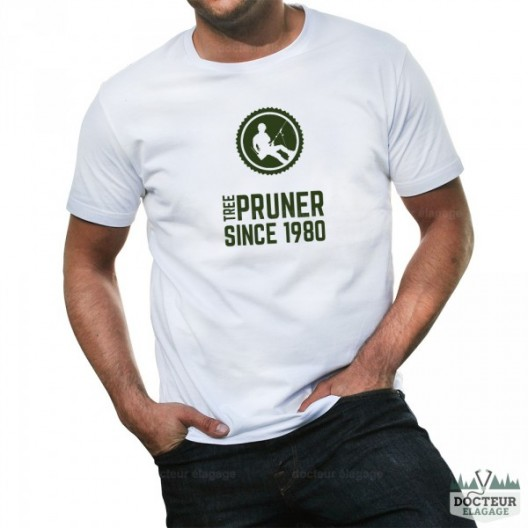 T-shirt Tree pruner since 1980 - 2