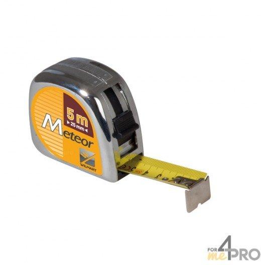Mètre METEOR 10m/25mm