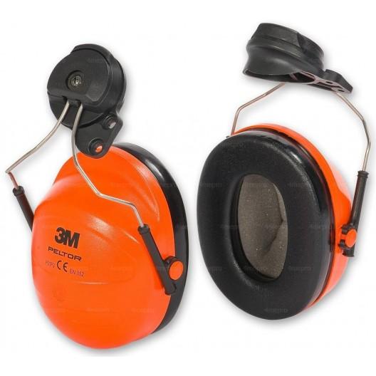 Protection auditive H31 attache casque Petzl/Peltor
