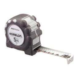 Mètre inox pro 5m x 19mm