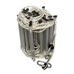 Echelle de corde en polyamide 5 m