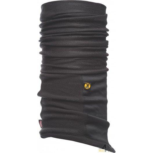 Bandeau multifonction protection vent et froid Buff Windproof noir