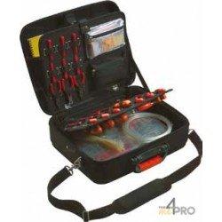 Valise porte outils professionnelle en EVA 48 x 17 x 40 cm