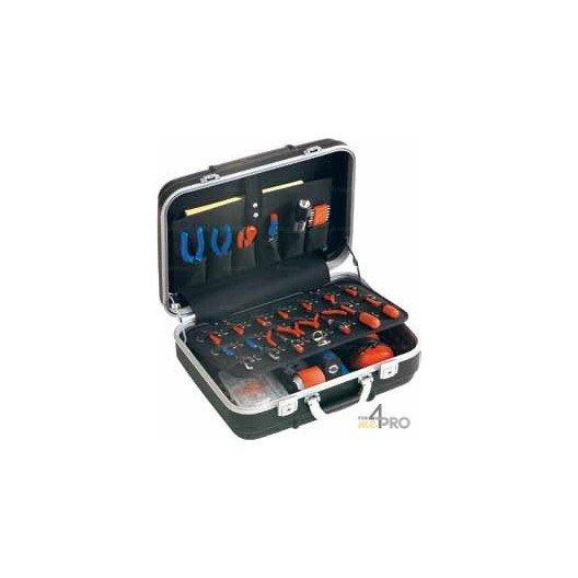 Valise porte outils rigide et antichoc 53 x 16 x 40 cm