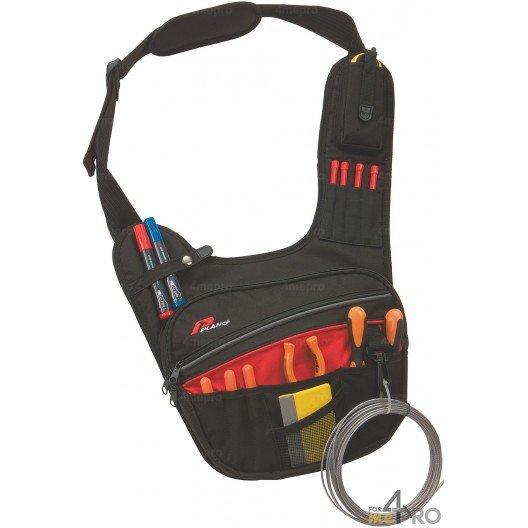 Sacoche bandoulière porte outils