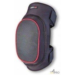 Genouillère de protection Safetek pour surfaces fragiles - Norme EN 14404/EPI type1