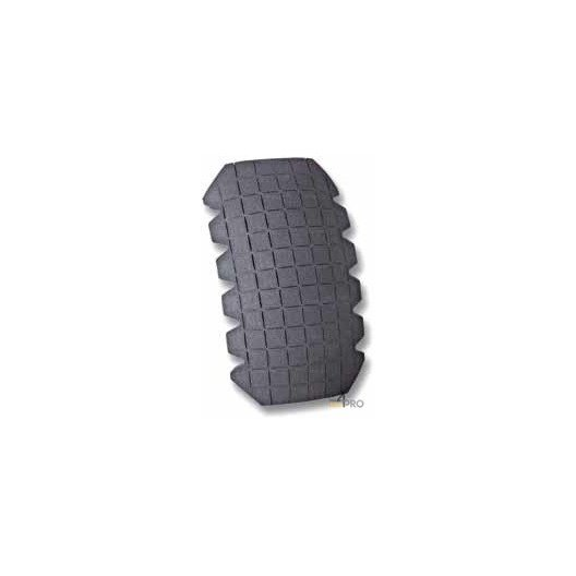 Genouillère de pantalon Maxi 16 Néoprène - Difficilement inflammable - Norme EN 14404/EPI type2