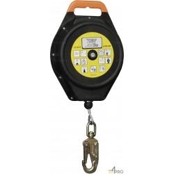 Antichute à rappel automatique à câble 20m - EN 360