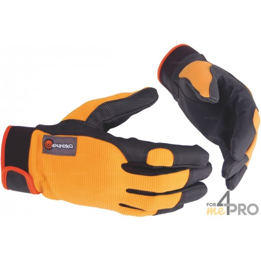 Gants anti-abrasion de protection GRIP - Norme EN388 - 3111 CE CAT 2