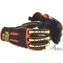 Gants anti-chocs de protection - Norme EN388 - 3242 CE CAT 2