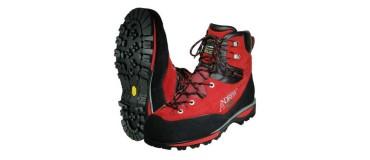 Chaussures d'élagage